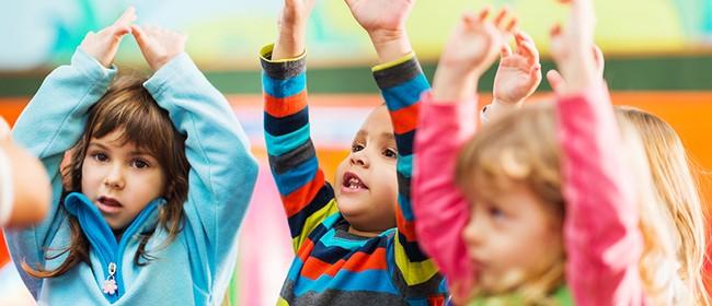 Little Musicians Age 2-3