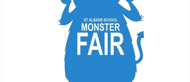 St Albans School Monster Fair 2018