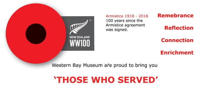 Those Who Served - Exhibition