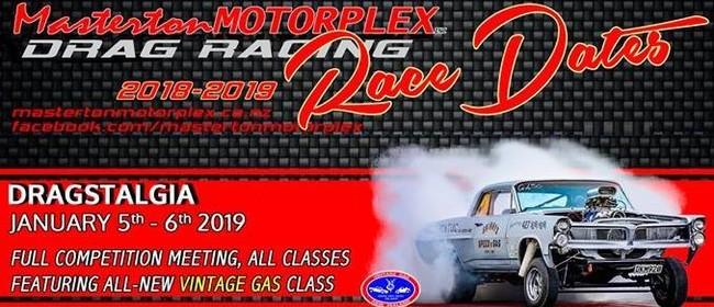 Masterton Motorplex - Dragstalgia