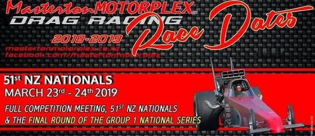 Masterton Motorplex - 51st NZ Nationals