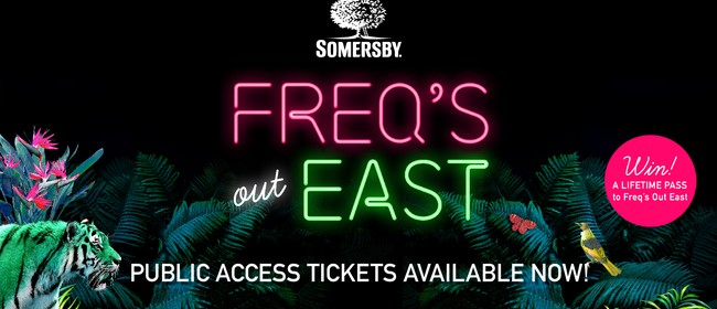 Somersby Freqsouteast - All Day & Night Party