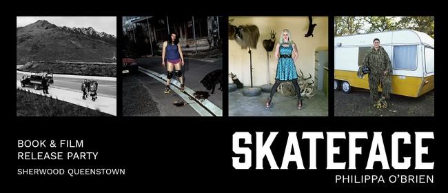 Skateface Art Book Release Party