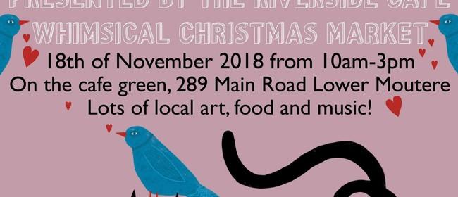 Whimsical Christmas Artists Market