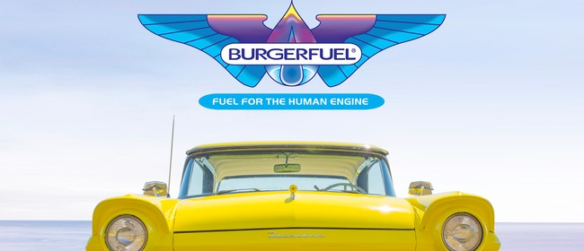 Mercury Drive-in Diner Fueled by BurgerFuel