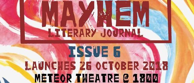 Mayhem Issue 6 Launch Event