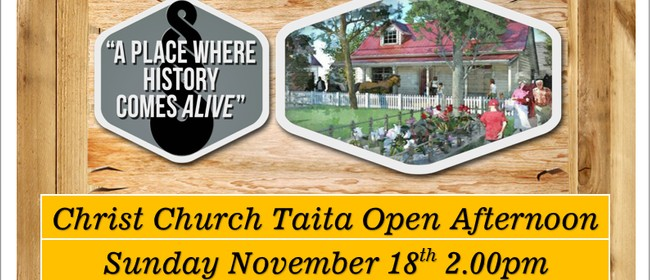 Christ Church Cottage Museum Taita - History Comes Alive