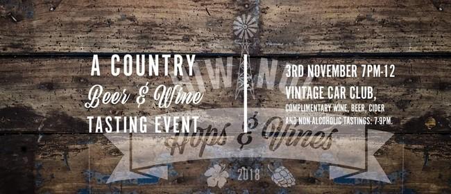 Hiwinui Hops & Vines Festival