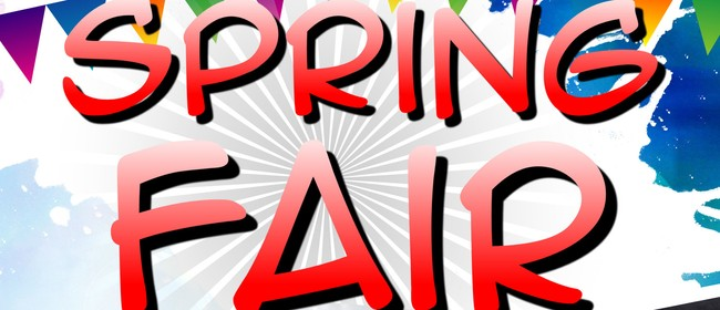 Hamilton West School Spring Fair