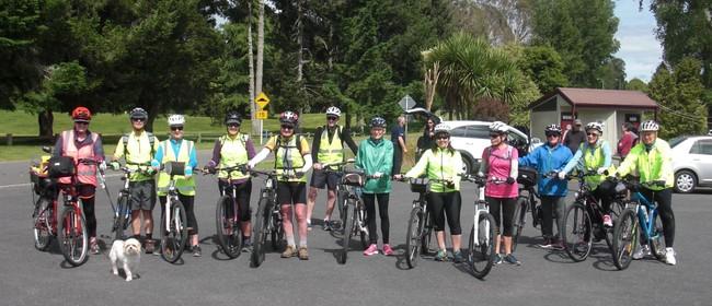 Ladies Social Cycling