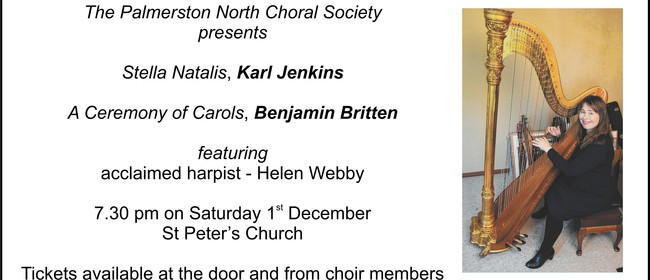 Palmerston North Choral Society Christmas Concert