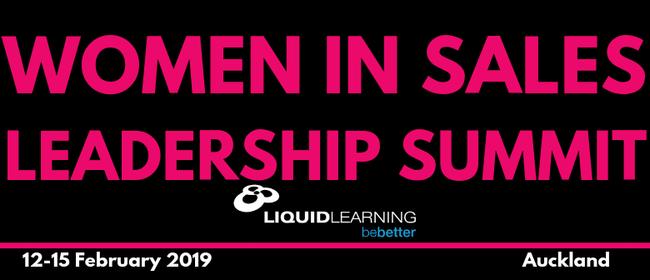 Women In Sales Leadership Summit