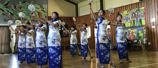 Culture Club: Chinese Cultural Show with Chinese Art Society