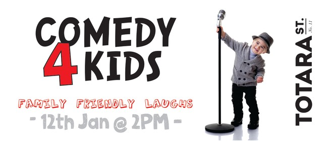 Mount Comedy Fest: Comedy for Kids