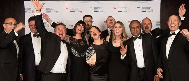 Westpac Auckland Business Awards Central Gala Dinner