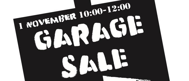 Japanese Playgroup's Garage Sale