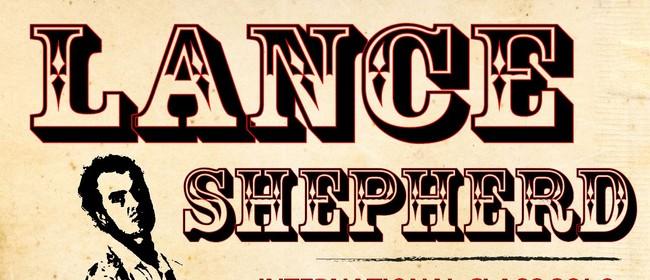 Live Musician - Lance Shephard