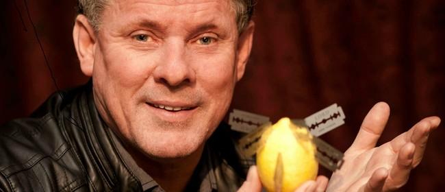 Brent McLeod - Razor Blades & Lemons