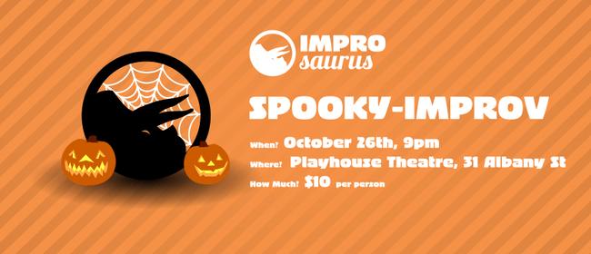 Improsaurus: Spooky-prov