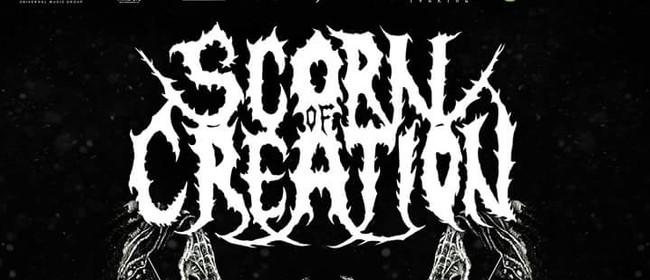 Scorn Of Creation - New Zealand Tour 2018