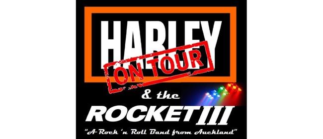 Harley & The Rocket III On Tour