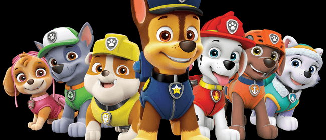 Paw Patrol Is On a Roll!