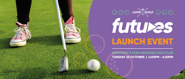 Love Golf Futures Launch - Kids Golf Day!