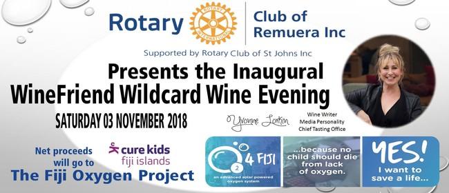 WineFriend Wildcard Wine Evening