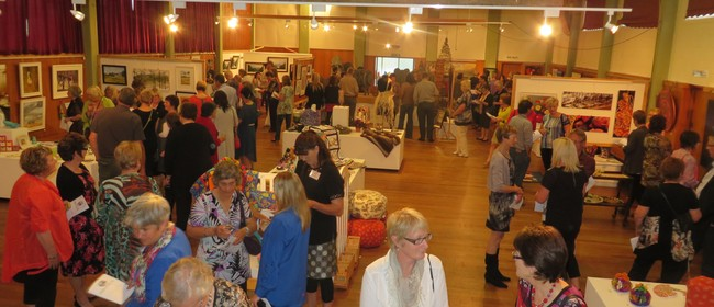 Waikaka Arts and Crafts Exhibition