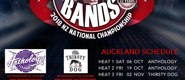 Battle of the Bands 2018 National Championship AKL Heat 3