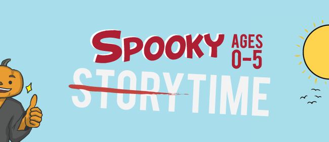 Spookytime At the Library