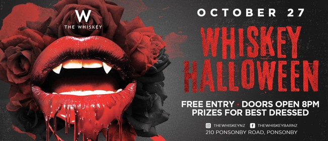 Halloween at The Whiskey
