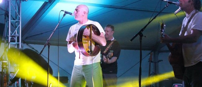 NZ Irish Fest - Sean Kelly