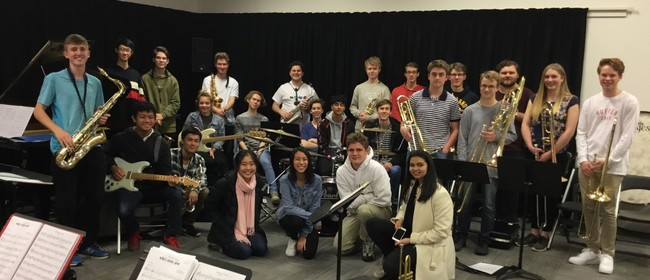 HJS: The Auckland Secondary Schools Big Band