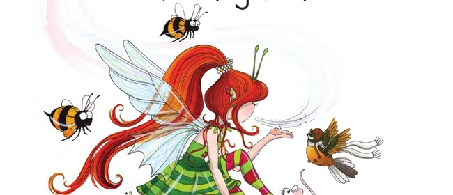 Fairy Party Book Signing