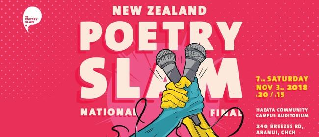 New Zealand National Poetry Slam Finals