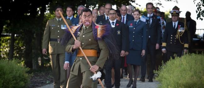 Armistice Day 100th Anniversary Service