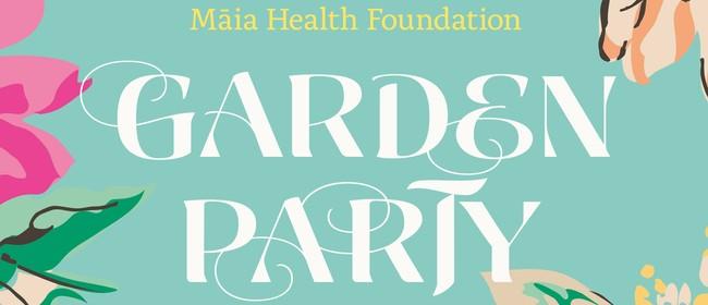 Māia Garden Party