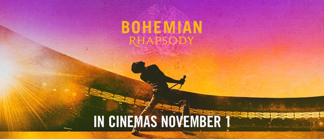 Bohemian Rhapsody Opening Night - World Champ Fundraiser