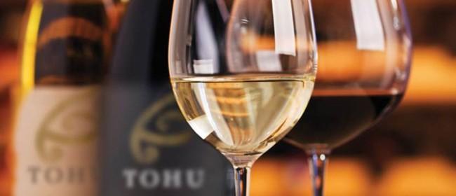 Tohu Wine Tasting & Canapes Night