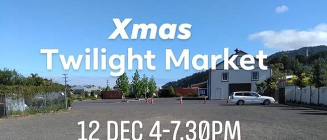 Xmas Twilight Market