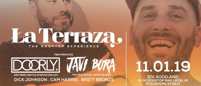 La Terraza Rooftop Experience - Doorly UK + Javi Bora ESP