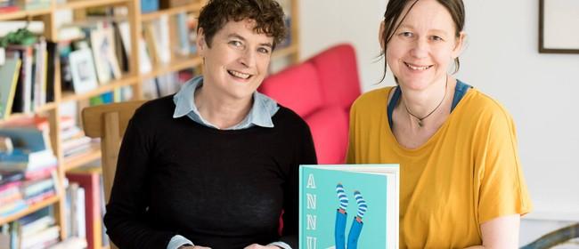 Author Event: Kate de Goldi and Susan Paris