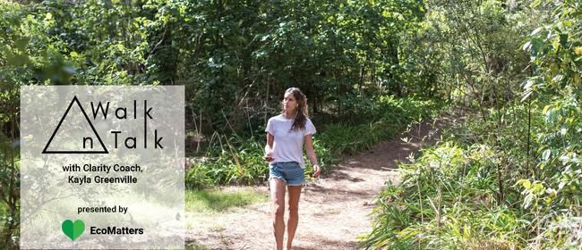 Walk n' Talk with Kayla Greenville