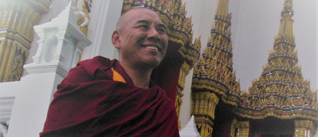 Geshe Jampa Tharchin Public Talk - The Power of Compassion