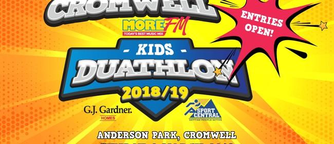 More FM Cromwell Kids Duathlon