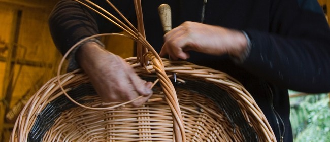 Necessary Traditions: Willow Basket Weaving Workshop