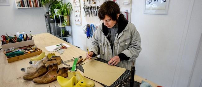 Necessary Traditions: Shoe School Sneaker Making Workshop