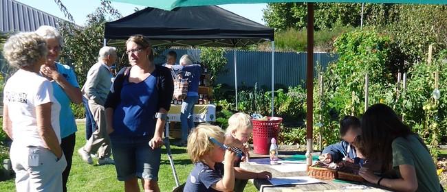 Kaiapoi Community Garden Open Day