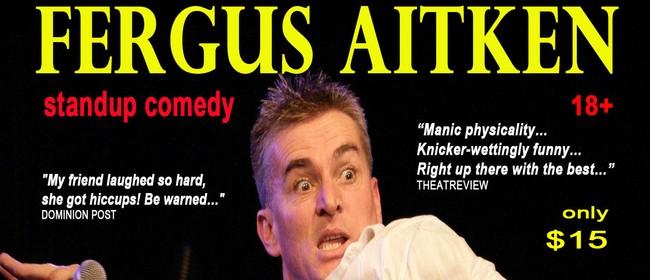 Fergus Aitken Comedy